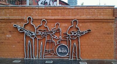 Photo of Monument / Landmark Памятник The Beatles at Ул. Максима Горького, 8, Екатеринбург, Russia