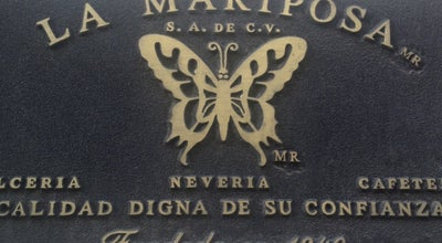 Photo of Cafe La Mariposa at Angela Peralta No. 7, Querétaro 76000, Mexico