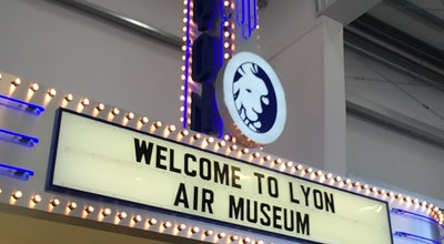 Photo of Museum Lyon Air Museum at 19300 Ike Jones Road, Santa Ana, CA 92707, United States