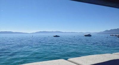 Photo of Harbor / Marina Tahoe Tavern Pier at United States