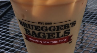 Photo of Bagel Shop Bruegger's Bagel Bakery at 1116 Madison Ave, Albany, NY 12208, United States