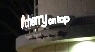Photo of Ice Cream Shop Cherry On Top at 1299 E Green St, Pasadena, CA 91106, United States