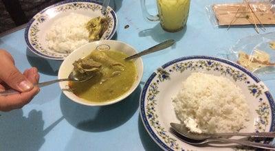 Photo of Asian Restaurant Warung Sate & Gule Kambing Bangil Cak Mujib at Jl.raya Bangil-beji, pasuruan, Indonesia