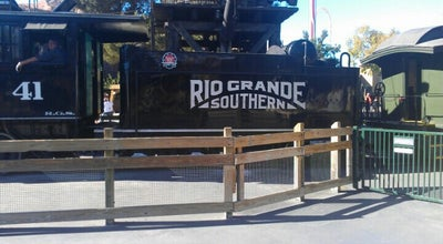 Photo of Theme Park Ghost Town Railroad at 8149-8375 Grand Ave, Buena Park, CA 90620, United States