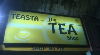 Photo of Tea Room Teasta - The Tea Shop at 16, Godawari Complex, Noida India, India