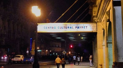 Photo of Movie Theater Cine Payret at Cuba
