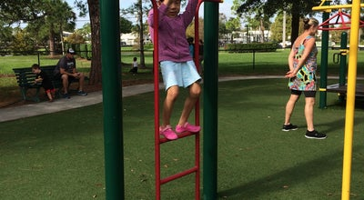 Photo of Playground Burns Road Recreation Campus at 4404 Burns Rd, Palm Beach Gardens, FL 33410, United States