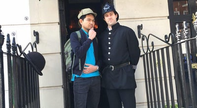 Photo of Souvenir Shop Sherlock Holmes museum shop at United Kingdom