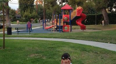 Photo of Playground Tierra Verde Park at 200 E Camino Real, Arcadia, CA 91006, United States
