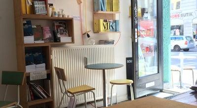 Photo of Cafe Byens Bogcafe at Denmark