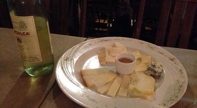 Photo of Italian Restaurant Ai 3 Scalini at Via Dei Santissimi Quattro 30, Rome 00184, Italy