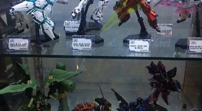 Photo of Toy / Game Store 건담베이스 부산점 at 부산진구 중앙대로 706, 부산광역시 614-847, South Korea
