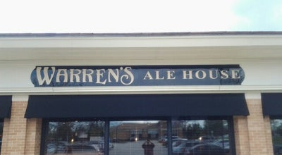 Photo of Bar Warren's Ale House at 51 Town Sq, Wheaton, IL 60189, United States