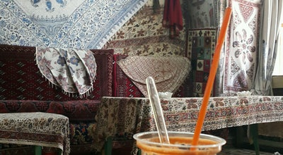 Photo of Tea Room Chehel Sotoun Tea House | چايخانه چهلستون at Isfahan, Iran