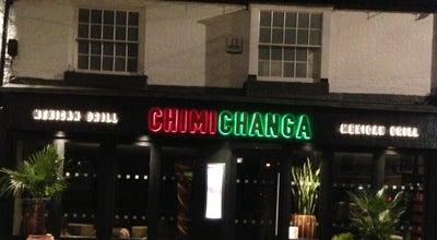 Photo of Mexican Restaurant Chimichanga at 45-47a High St, Crawley RH10 1BQ, United Kingdom