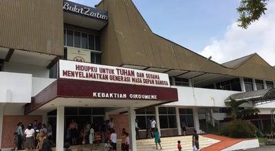 Photo of Church Bukit Zaitun Convention Hall - YPPII Batu at Jl. Indragiri No. 5, Batu 65312, Indonesia