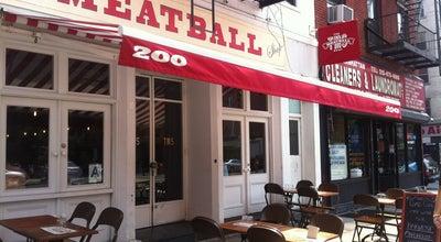 Photo of Italian Restaurant Meatball Shop at 200 9th Ave, New York, NY 10018, United States