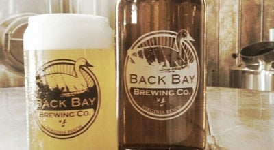 Photo of Brewery Back Bay Brewing at 614 Norfolk Ave, Virginia Beach, VA 23451, United States