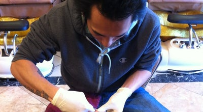 Photo of Nail Salon Nail Talk Salon Spa Dunwoody at 1155 Mount Vernon Hwy, Atlanta, GA 30338, United States