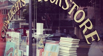Photo of Bookstore City Lights Book Store at 261 Columbus Ave, San Francisco, CA 94133, United States