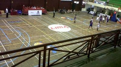 Photo of Basketball Court GOR Pangukan at Sleman, Indonesia