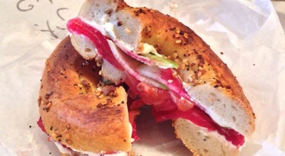 Photo of Bagel Shop Black Seed Bagel at 170 Elizabeth St, New York, NY 10012, United States