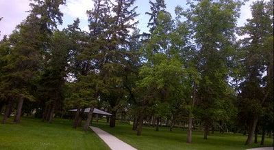 Photo of Park Borden Park at 112 Ave, Edmonton, AB, Canada
