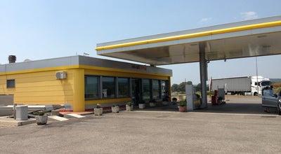 Photo of Gas Station / Garage Stazione Di Servizio Scarlino Sud at Scarlino, Italy