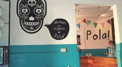 Photo of Ice Cream Shop POLA Gelato Shop at Calle 55 97000, Mexico