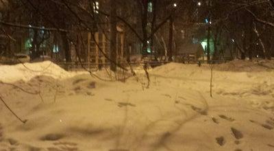 Photo of Playground Двор at Алабяна 3-5, Москва, Russia