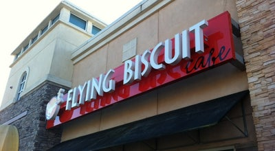 Photo of Southern / Soul Food Restaurant The Flying Biscuit Cafe at 10779 Alpharetta Hwy, Roswell, GA 30076, United States