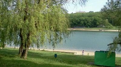 Photo of Lake Комсомольский пруд at Stavropol, Russia