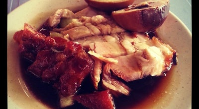 Photo of BBQ Joint Kim Poh Roaster Chicken & Duck Rice (金寶燒臘雞鴨飯店) at Lintang Slim, Jelutong 11600, Malaysia