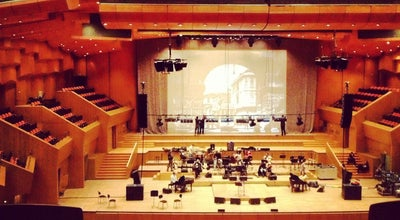 Photo of Concert Hall Μέγαρο Μουσικής Αθηνών at Λεωφ. Βασιλίσσης Σοφίας 60, Αθήνα 115 21, Greece