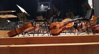 Photo of Concert Hall Çukurova Devlet Senfoni Orkestrası (ÇDSO) at Reşatbey Mh. Atatürk Cd., Adana 01120, Turkey