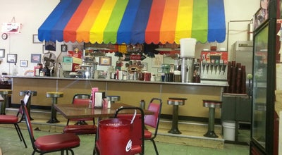 Photo of Diner Sid's Rainbow Fountain & Grill at 1107 S Broadway St, Carrollton, TX 75006, United States