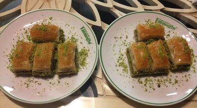Photo of Dessert Shop Emmoğlu Baklava Sümerler at Sümerler Mah.harbiye Cad., Antakya, Turkey