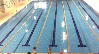 Photo of Pool Beyoğlu Yüzme Havuzu at Evliya Çelebi Cad., Beyoğlu, Turkey