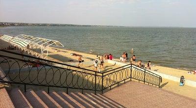 "Photo of Beach Пляж ""Тополёк"" at Russia"