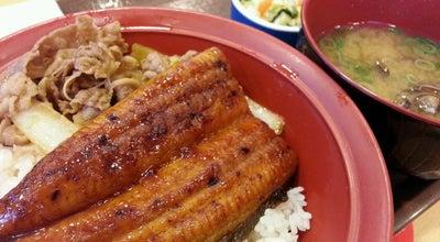 Photo of Japanese Restaurant すき家 伊勢原桜台店 at 桜台2-13-14, 伊勢原市 259-1132, Japan