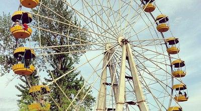 Photo of Park Парк культуры и отдыха им. Ю. А. Гагарина at Московское Ш., Самара, Russia