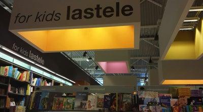 Photo of Bookstore Apollo at Papiniidu 8/10, Pärnu, Estonia