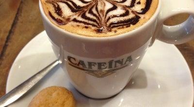 Photo of Coffee Shop Cafeína at R. Barata Ribeiro, 507, Rio de Janeiro 22040-001, Brazil