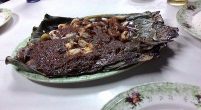 Photo of Malaysian Restaurant Pok Rashid Ikan Bakar at Bukit Tunggal, Kuala Terengganu, Malaysia