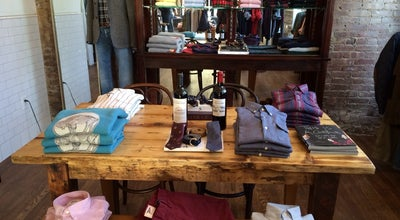 Photo of Men's Store GANT Rugger at 115 N 6th St, Brooklyn, NY 11249, United States