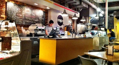 Photo of Latin American Restaurant Arepa Cafe at 490 Queen St W, Toronto, ON M5V 2B3, Canada