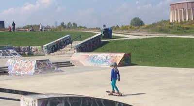 Photo of Skate Park Ashbridges Bay Skatepark at 1867 Lakeshore Boulevard East, Toronto, ON, Canada