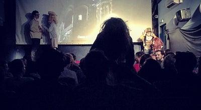 Photo of Indie Movie Theater Studio Galande at 42 Rue Galande, Paris 75005, France