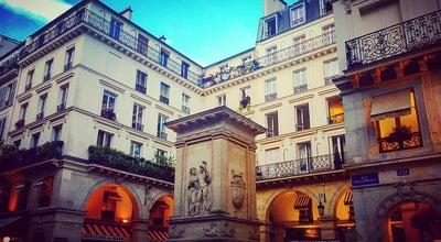 Photo of Outdoors and Recreation Fontaine de Mars at 127 Rue Saint-dominique, Paris 75007, France