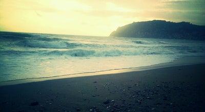 Photo of Beach Alanya Sahil at Ahmet Tokuş Blv., Alanya 07400, Turkey